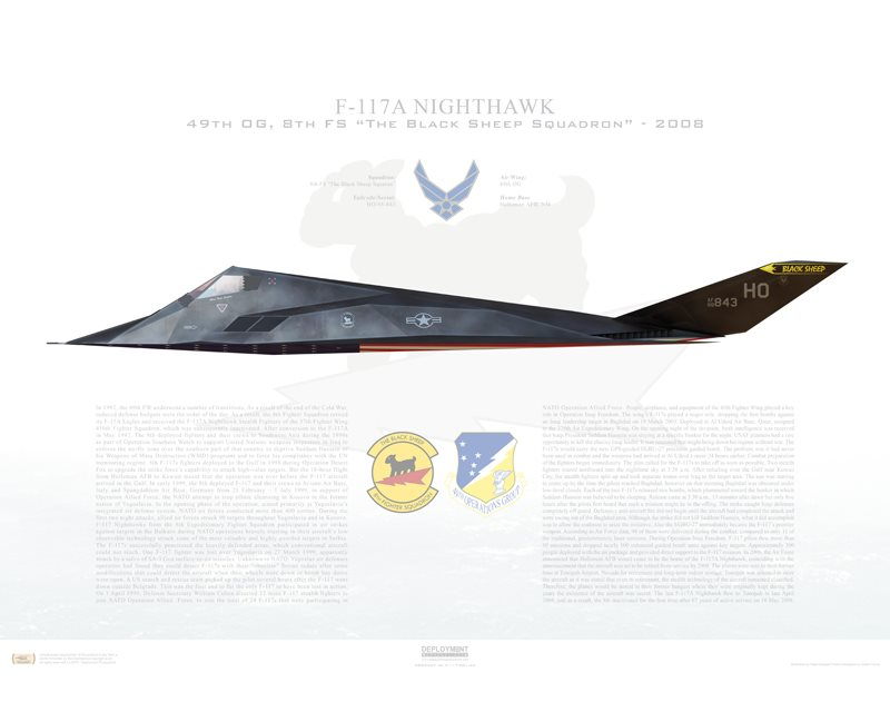 The F-117 Stealth Fighter and the 'Nuclear' Explosions during Operation Desert Storm